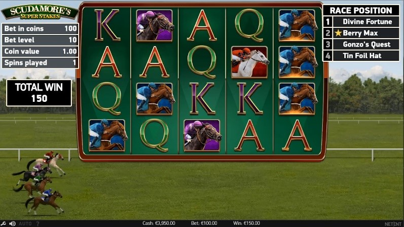 gclub 07 - Scudamore's Super Stakes slot review